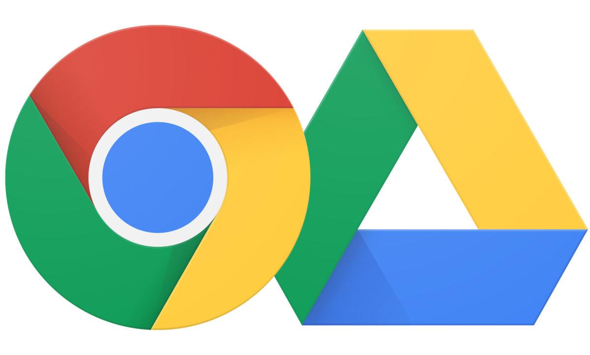 افزونه Google Drive