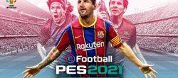 دانلود و بازی PES 2021  در PC ، PS4 یا Xbox One  بصورت رایگان
