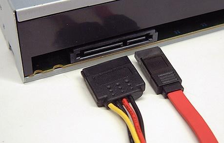 آموزش نصب درایو CD / DVD