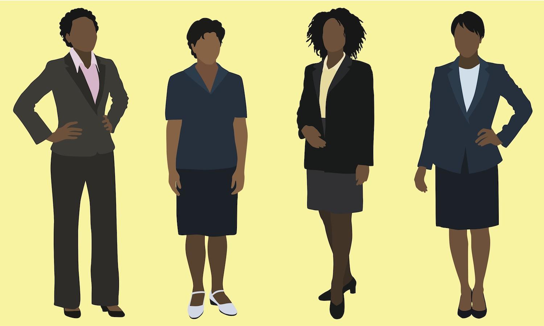 راهنمای لباس خنثی جنسیتی محیط کار