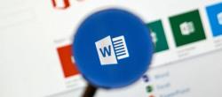 کلید میانبرهای Microsoft Word برای ویندوز