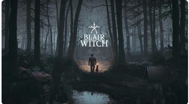بازی ترسناک Blair Witch