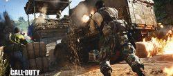 حل مشکل سیاه شدن صفحه در بازی Call of Duty Black Ops Cold