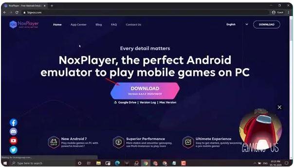 Nox Player را دانلود کنید