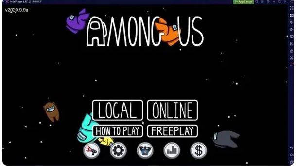 دانلود بازی among us برای کامپیوتر