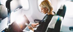 Wi-Fi هواپیما چگونه کار می کند؟