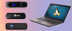 نحوه راه اندازی و نصب مودم USB در لینوکس