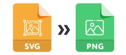 تغییر اندازه و تبدیل SVG به PNG (آنلاین) با myScale