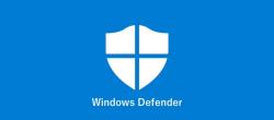 تنظیم حداکثر میزان استفاده از پردازنده برای Windows Defender