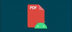چگونه PDF را در اندروید باز و بخوانیم ؟