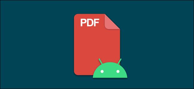 کار با PDF ها در اندروید