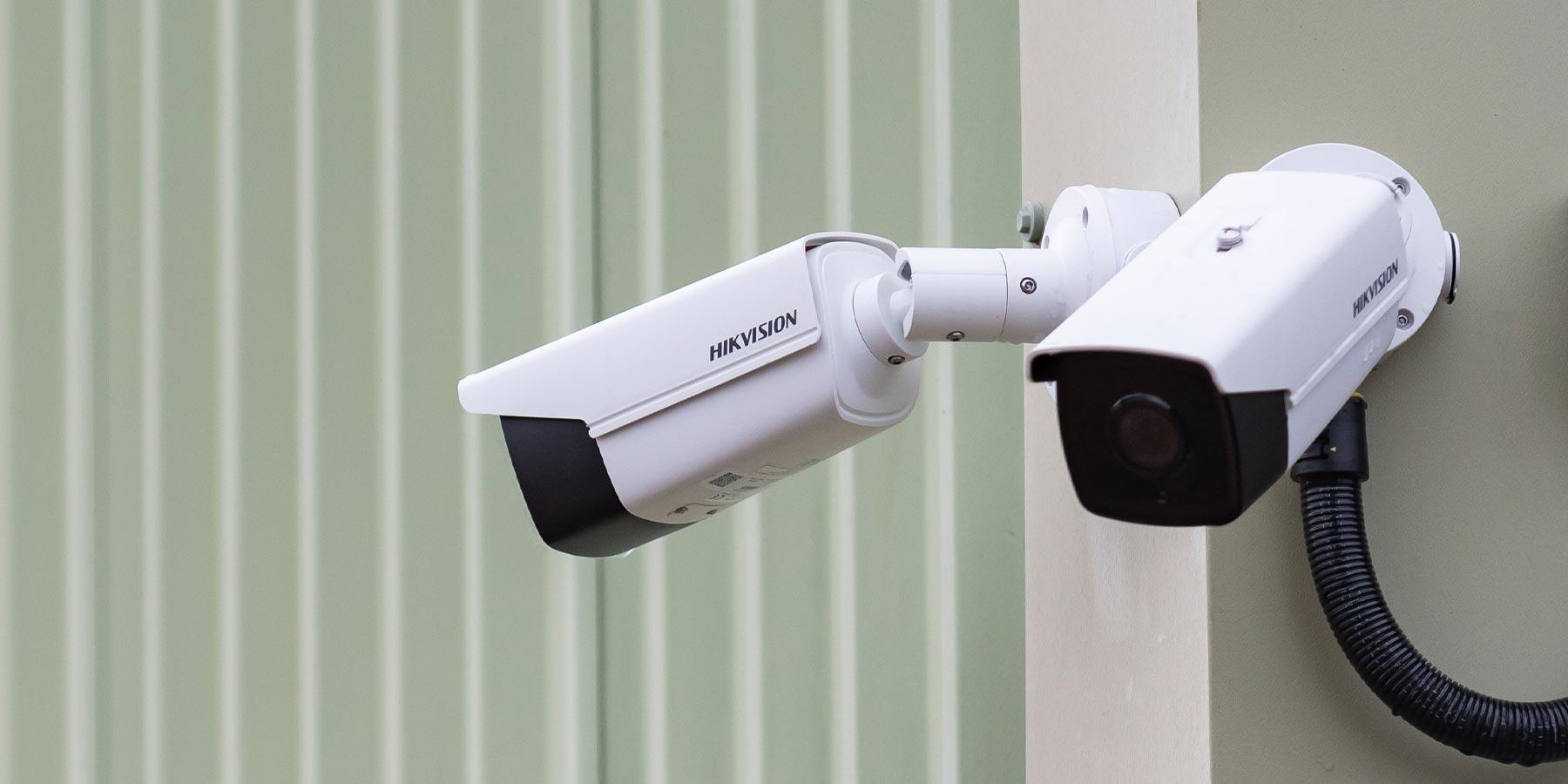 نگهداری و استفاده از دوربین امنیتی
