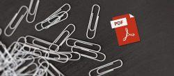 نحوه افزودن  PDF به یک فایل Word