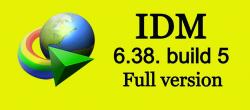 دانلود نسخه کامل Internet Download Manager (IDM 6.38 Build 5)