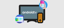 انتقال فایل از تلویزیون اندروید به کامپیوتر یا تلفن هوشمند