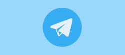 نحوه تغییر پس زمینه چت و رنگ حباب چت در تلگرام