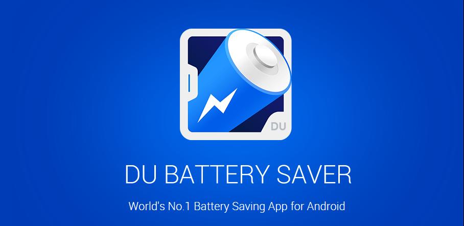 DU battery Saver از برنامه های مضر برای گوشی