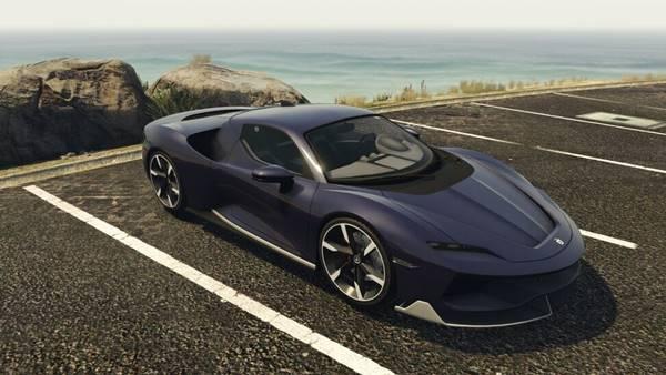 سریعترین اتومبیل  های GTA 5 آنلاین