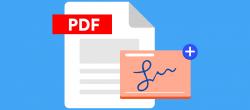 چگونه می توان PDF را با Timestamp امضا کرد ؟