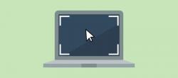 نحوه گرفتن اسکرین شات در ویندوز با استفاده از نشانگر ماوس