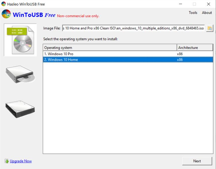 یک فایل ISO ویندوز را به USB قابل حمل تبدیل کنید