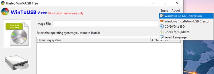 یک دیسک ویندوز قابل حمل ایجاد کنید