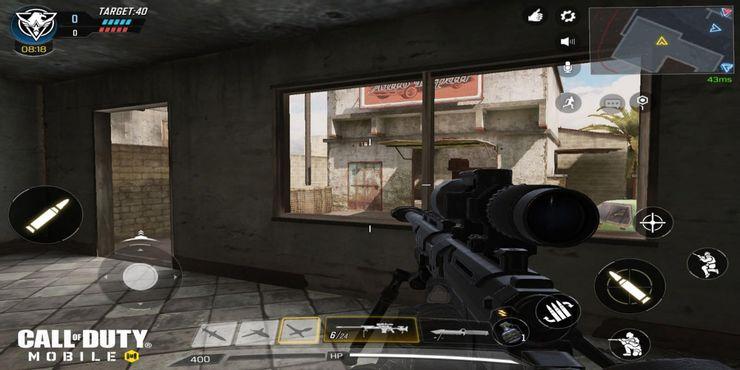 تیراندازی در یک فضای بسته