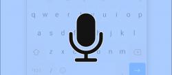 چگونه با صدای خود در اندروید تایپ کنید ؟