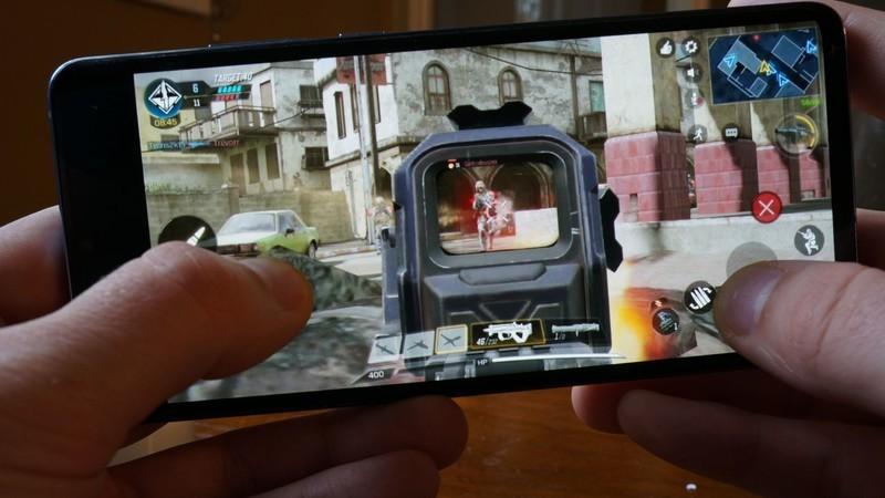 آپدیت اسلحه در کالاف دیوتی موبایل