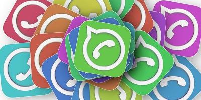 حذف کامل پیامهای واتساپ
