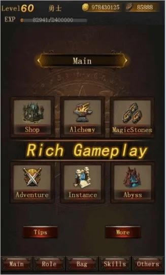 بازی Legend of Darkness