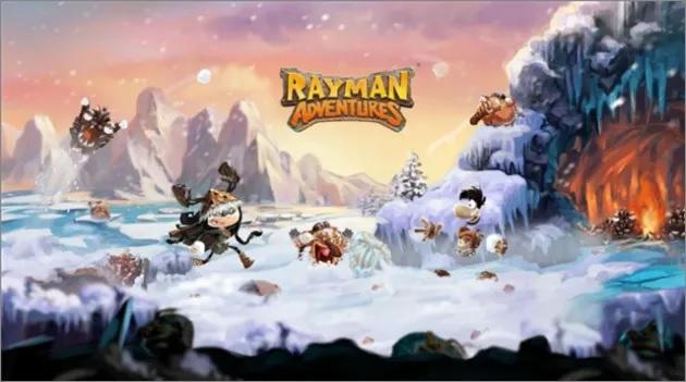 بازی Rayman Adventures