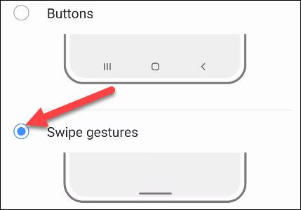 تغییر دکمه های پایین صفحه