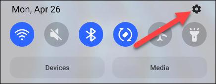 تغییر دکمه های پایین گوشی
