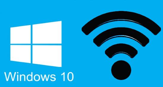 فعال کردن هات اسپات ویندوز 10