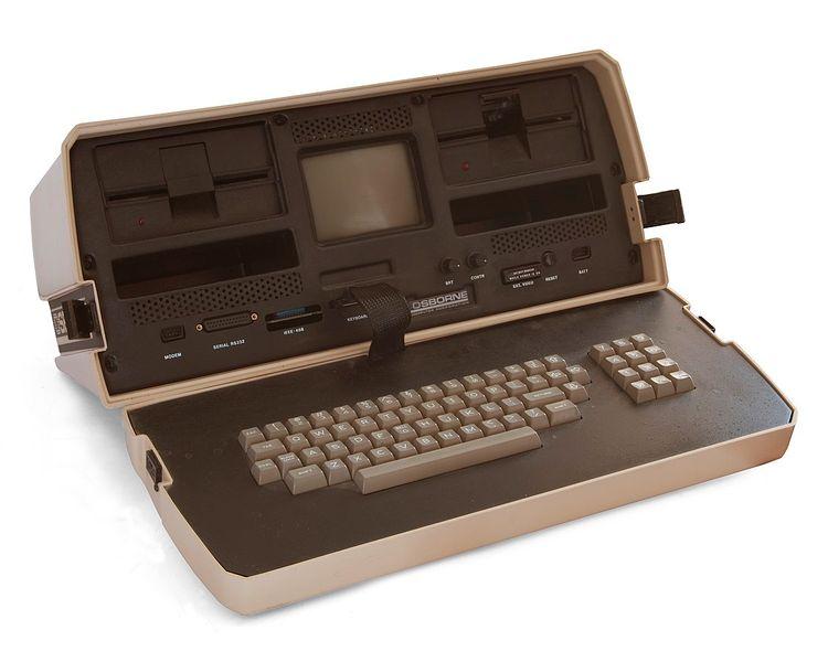اولین لپ تاپ