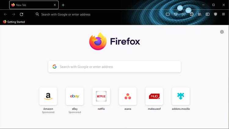 تم Firefox