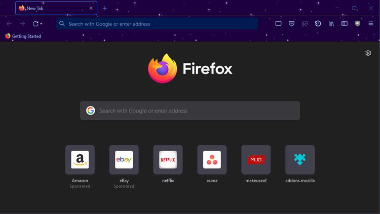چگونه تم فایرفاکس را تغییر دهیم