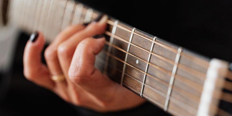 ضبط صدای گیتار