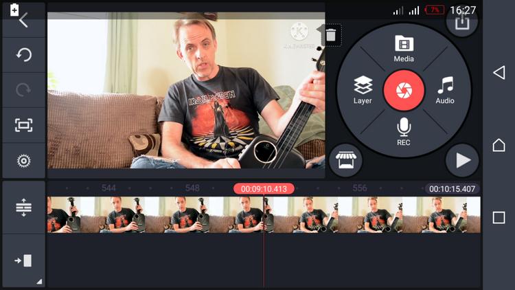 اضافه کردن صدا به ویدیو